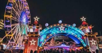 Рождественские ярмарки Амстердама: Amsterdamse WinterParadise