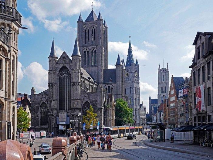 Экскурсии из Брюсселя: город Гент