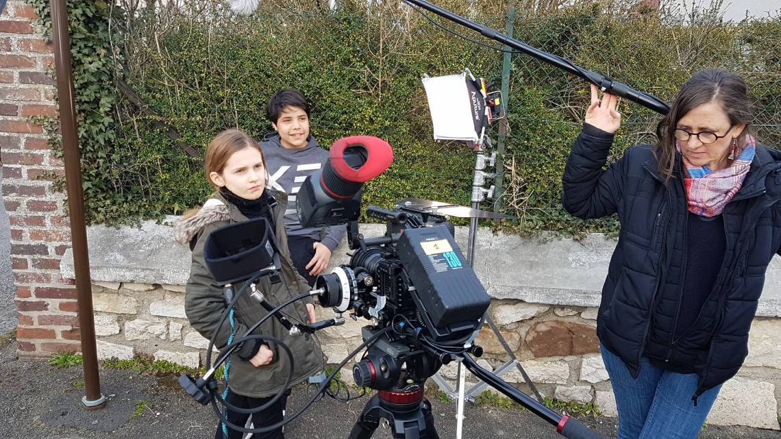 Jour 3 : tournage à Gisors