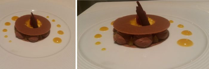 dessert chocolat spéculos