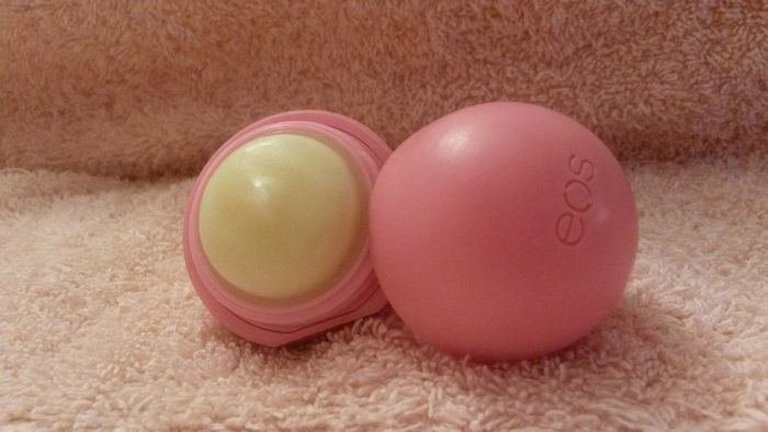 Gloss eos Strawberry Sorbet