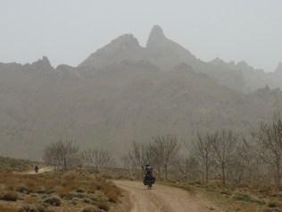 Les montagnes de Zagros