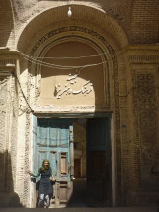 Le Baazar de Yazd