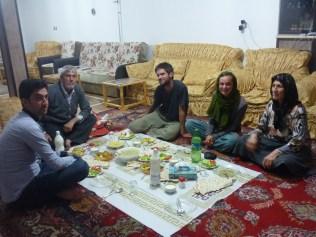 l'accueil toujours incroyable des iraniens