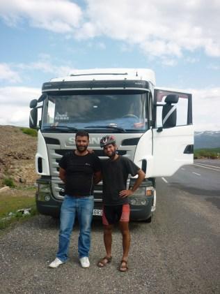 Nos copains les camionneurs