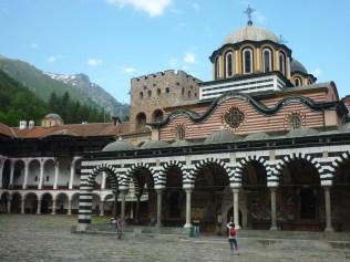 Rila monastère