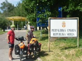Serbie nous voilà