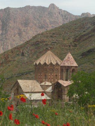 Monastere arménien sur la route