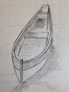 Comment dessiner facilement une barque art express - Comment dessiner une sorciere facilement ...