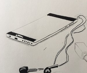 Apprendre à dessiner un téléphone portable en 5 minutes
