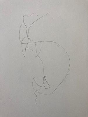 Comment dessiner facilement et rapidement la gueule d'un lion