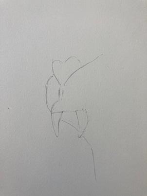 Comment dessiner facilement et rapidement la truffe d'un lion
