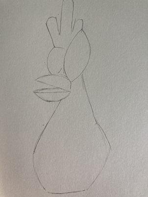 Comment dessiner facilement une poule rigolote