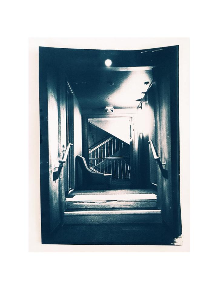 Photographie hôtel Grafalgar Strasbourg by Anna Yurienen Gallego artiste photographe