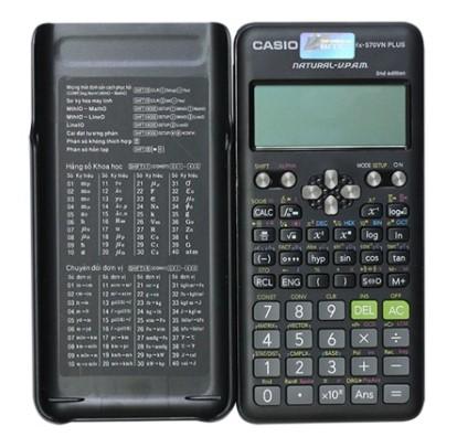 Casio Fx-570VN Plus New (2nd Edition) Máy tính học sinh- SV