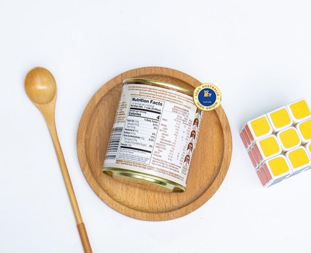 Hạt nêm ngon bổ Massel Australia bột rau củ Vegetable 168g