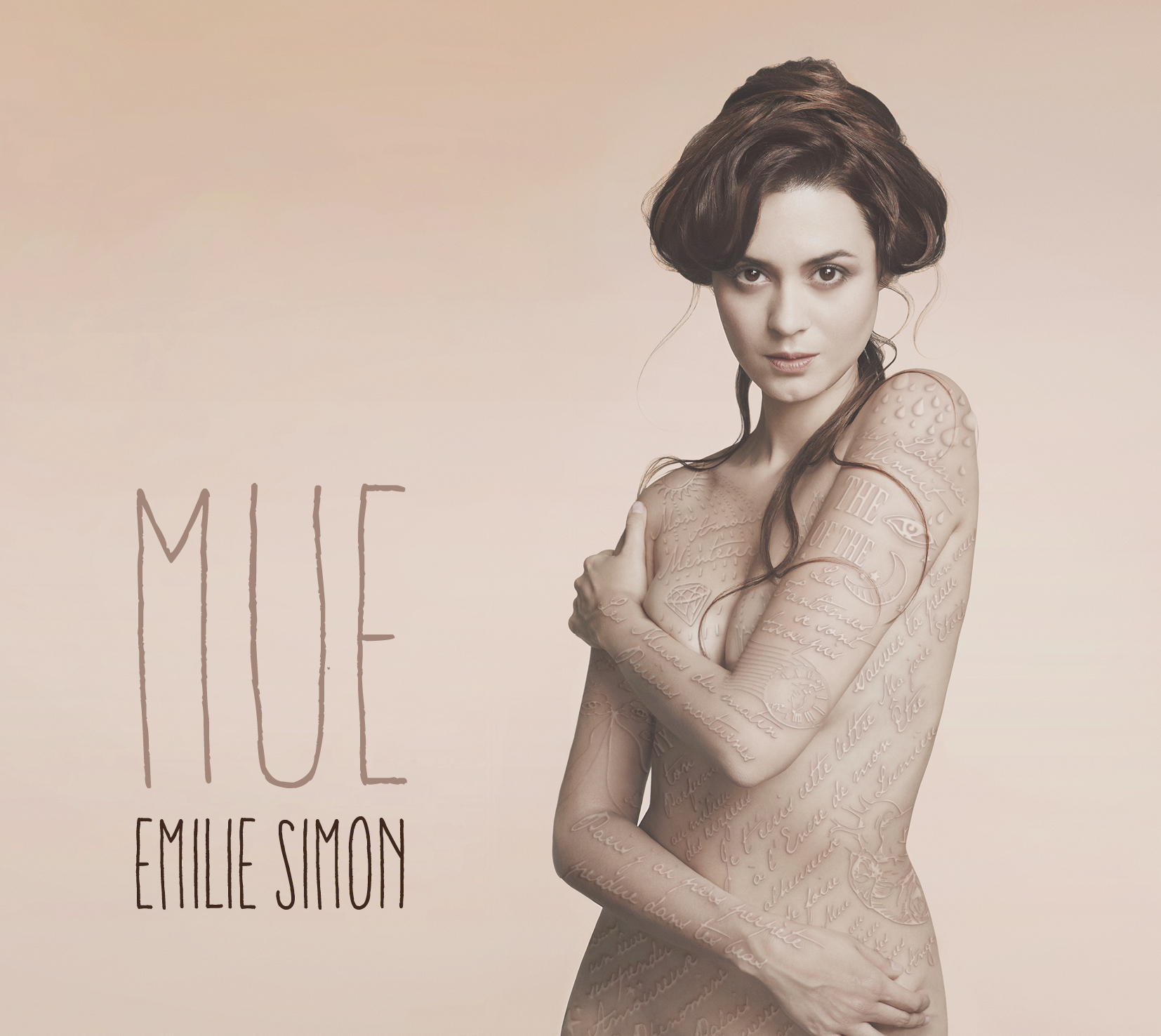 Interview] Emilie Simon sublime Paris et l'amour avec « Mue »