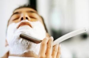 un barbier à Istanbul