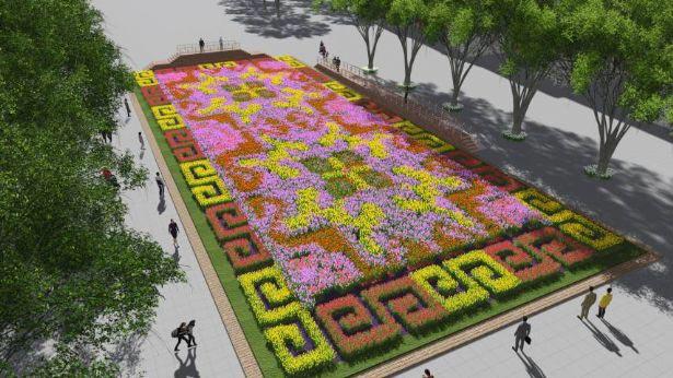 Le Festival de Tulipe d'Istanbul