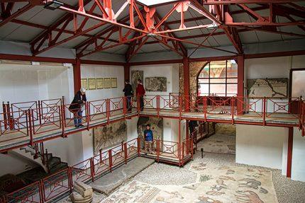 Musée mosaïque d'Istanbul