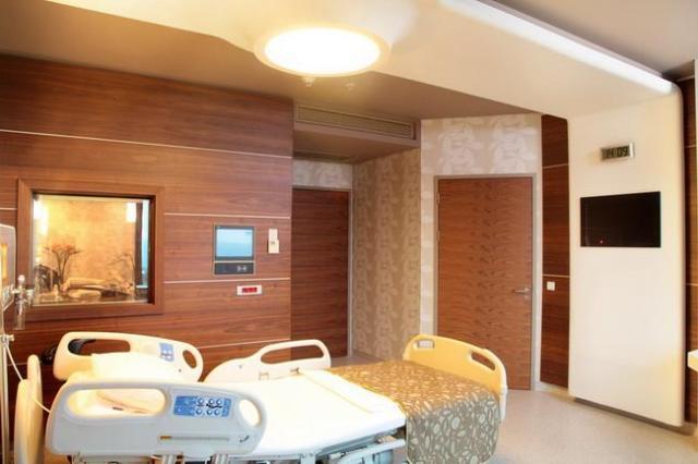 les hôpitaux à istanbul