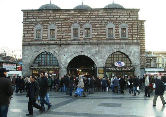 bazar égyptien istanbul