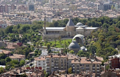 Konya La Turqie Toute La Turquie