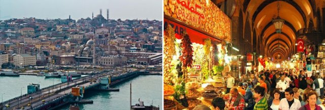 Istanbul 3 Nuits 4 Jours