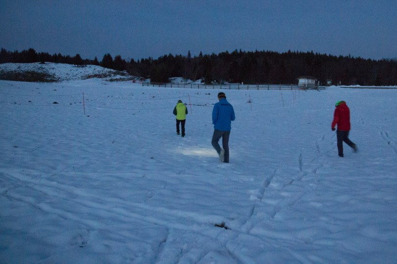 formation GPS applis mobile TP sur le terrain