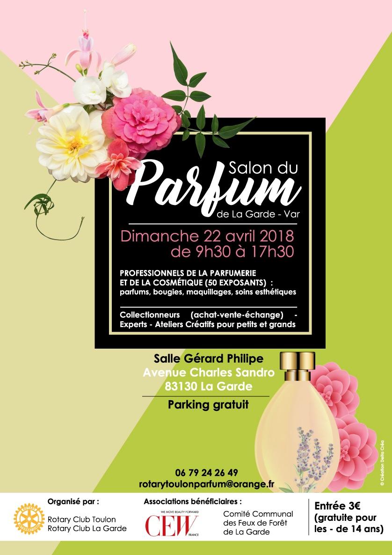 Salons des parfums for Salon parfum