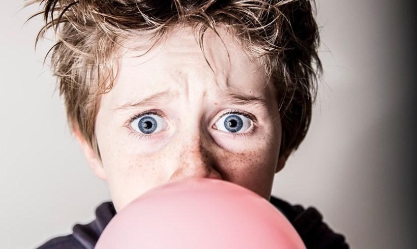Ne laissez pas de chewing-gum à la portée de votre chien !
