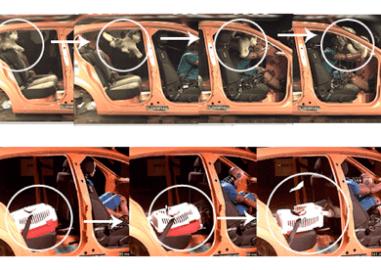 Transport d'animaux – Le crash test du TCS (2011)