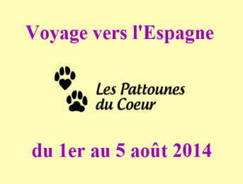 Voyage août 2014