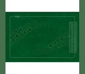 tapis pour jeux de cartes a jouer pour