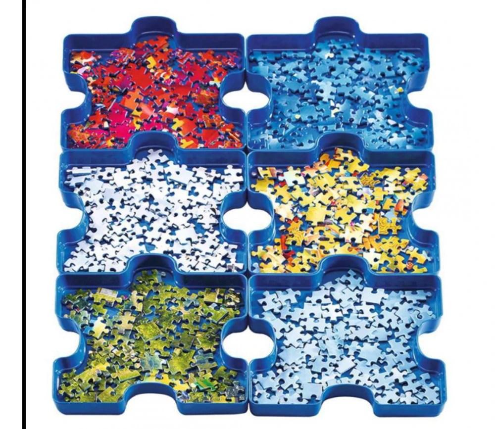 plateaux trieurs pieces puzzle ravensburger