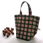 Emballages - Sacs Cadeaux - Carreaux Ecossais