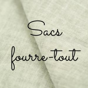 Sacs Fourre-tout