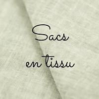 sacs en tissu