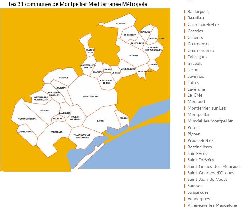 les-31-communes-de-montpellier-mediterranee-metropole