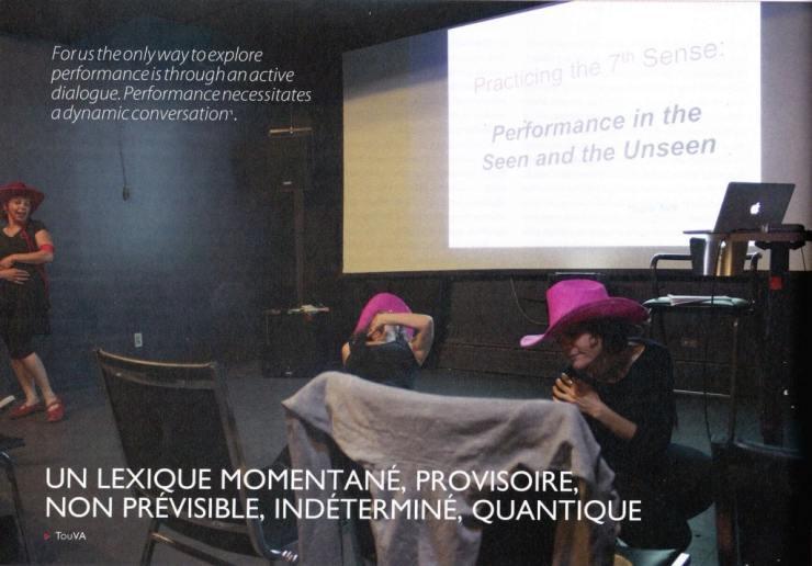 TouVA Epcorv Artist Talk 2012