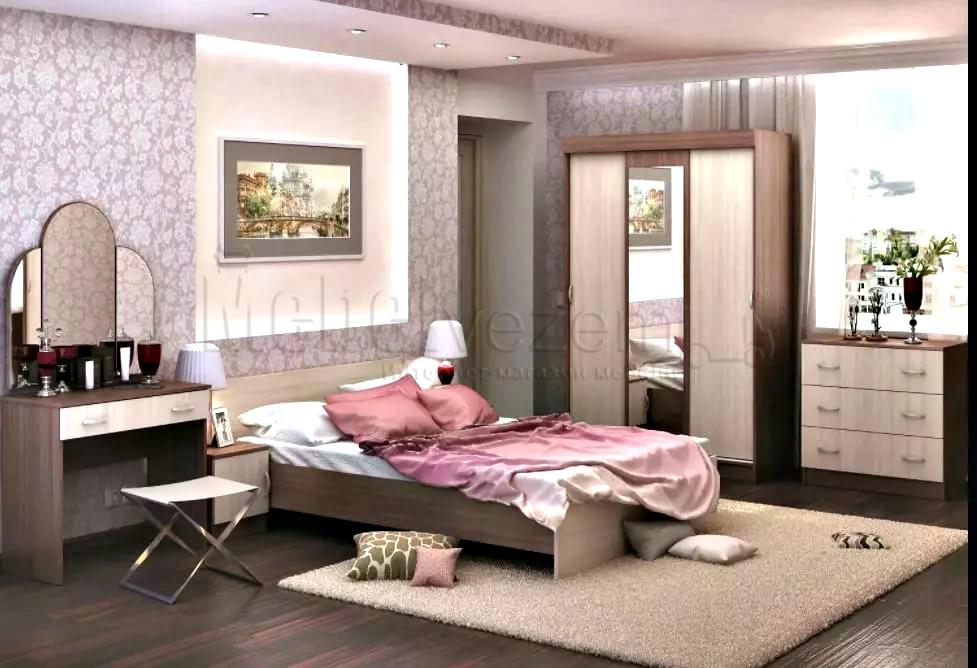 """Мебель. Спальня """"Бася"""""""