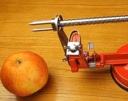 Конструкция Apple Peeler