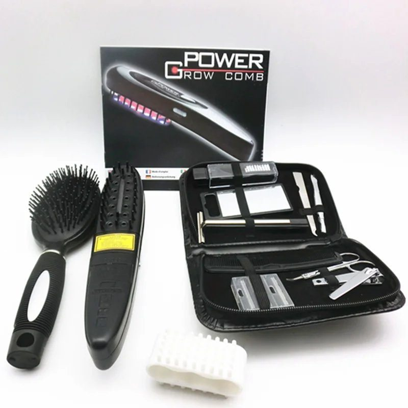 Инструкция по использованию Power Grow Comb