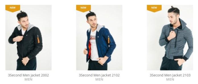 jual jaket pria
