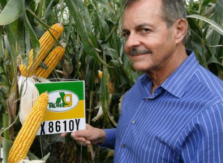 Joe Dutra, non GMO farmer