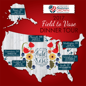 Field to Vase Dinner Tour