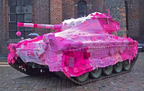 Hvis dit resultat ikke er kunst som denne kampvogn, kan du visualisere det for dine deltagere med en visuel rapport.