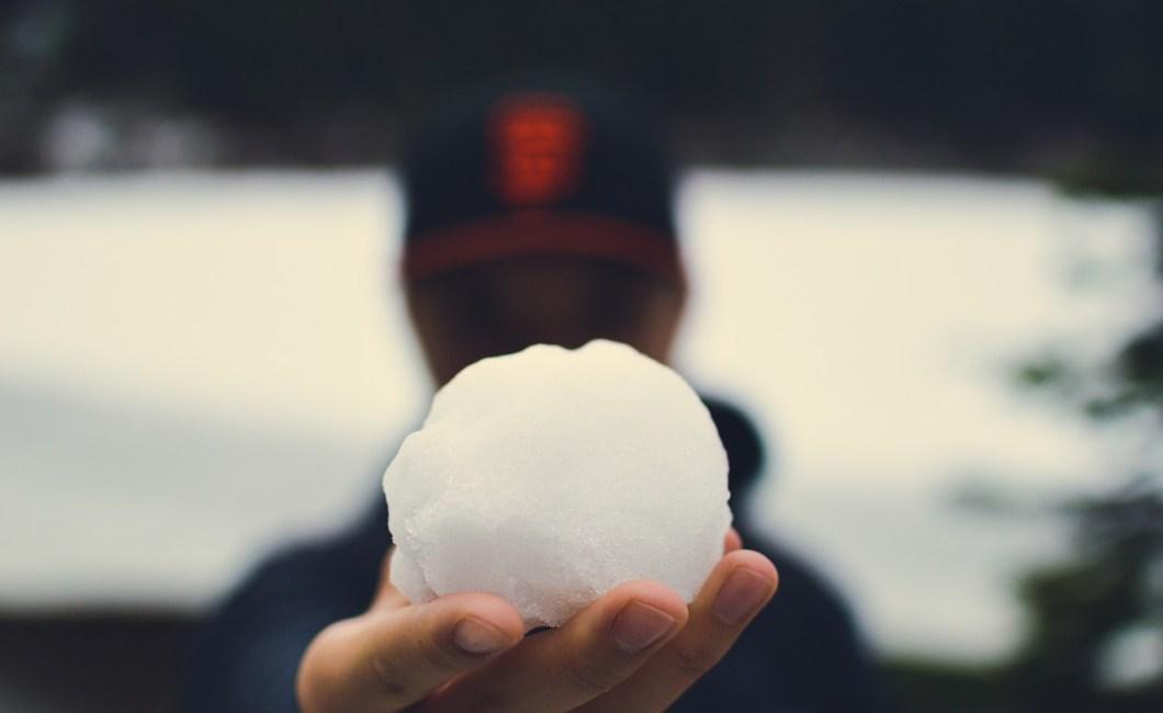 Du kan rekruttere deltagere ved at trille en metaforisk snebold.