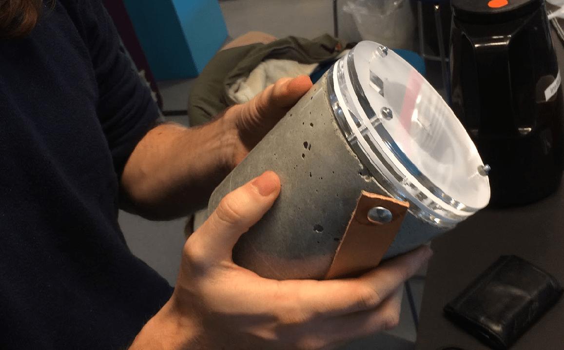 Prototype på city probe.