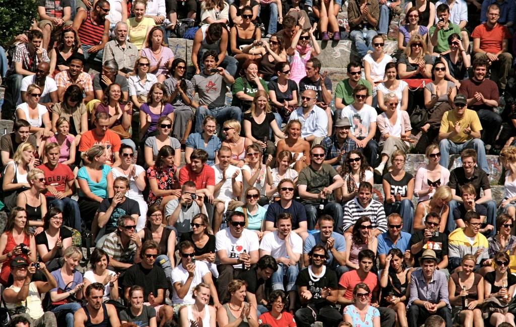 Crowdsourcing af kvalitative data indebærer, at mange er med til at producere data.